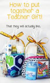 Teacher Gift Basket Teacher Appreciation Ideas Gifts Doors Themes U0026 More Teacher