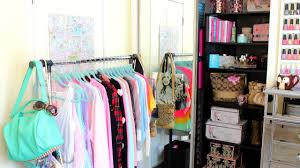 closet tour u0026 organization ideas youtube