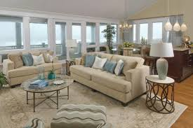 cool beach living room ideas with square wool area rugs and white rustic beach decorating ideas