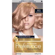 rose gold l shade amazon com l oréal paris superior preference permanent hair color