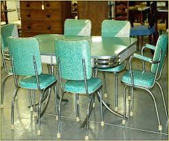 vintage table and chairs metal kitchen table chairs small metal kitchen table sets