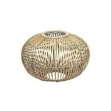 Bamboo Ceiling Light Bamboo Pendant Light Shade Grace Home