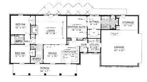 house plans open floor 2 bedroom house plans open floor plan including sq ft bedrooms the