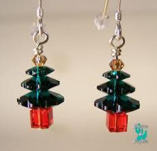 swarovski tree earrings swarovski