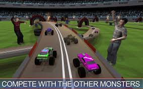 toy monster trucks racing toy monster truck rally android apps on google play