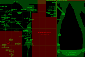 Map Of Fallout 3 by Project Horizons Map Wip By Silentcarto On Deviantart