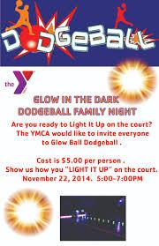 glow in the dark dodgeball family night ottawa illinois pick