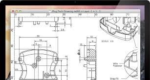 Best App For Drawing Floor Plans On Ipad Macdraft Professional 2d Cad For Mac Microspot Ltd