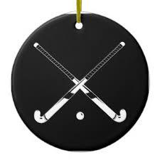 field hockey ornaments keepsake ornaments zazzle