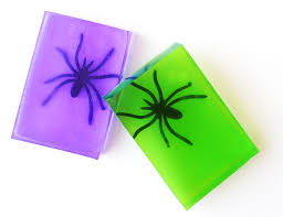 spooky spider soap halloween craft happiness is homemade