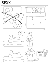 Ikea Blind Instructions Ikea Instructions For Your Everyday Life Destination Femme