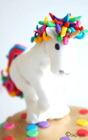 unicorn rainbow unicorn rainbow polka dots cake by susucre cakecentral com