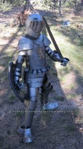 Halloween Costume Armor Coolest Kid U0027s Medieval Knight Diy Halloween Costume Halloween