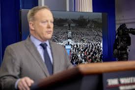 the white house u0027s u0027alternative facts u0027 about trump u0027s inauguration