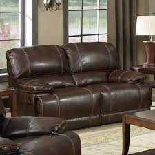 Chestnut Leather Sofa Impressive On Leather Reclining Sofa And Loveseat Coaster Myleene