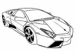 car coloring pages 13