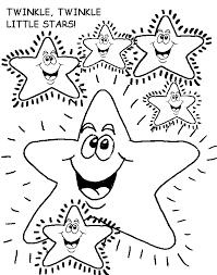 twinkle twinkle little star coloring sheet twinkle twinkle little