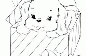 tag for cute dog pictures to print for kids 37 coloring pages