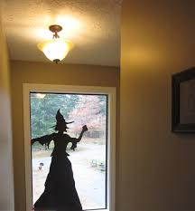excuse me ma u0027am there u0027s a life sized witch in your window