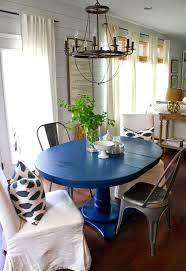 Navy Blue Dining Room Chairs Decoration Navy Blue Dining Room Chairs Home Tour More And White