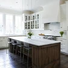 white kitchen cabinets with black island 33 best island white cabinets images on