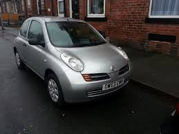 nissan micra for sale gumtree very cheap car nissan micra 53 plate 1 2 cheap insure and tax in
