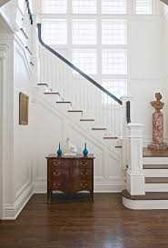 Wood Banister Traditional Staircase Railings Staircase Traditional With Wood