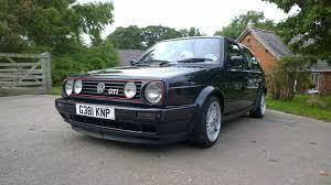 volkswagen hatchback 1990 1990 volkswagen golf gti 16v mk2 high wycombe 1700 retro rides
