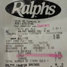ralphs 75 photos 81 reviews grocery 10525 4s commons dr