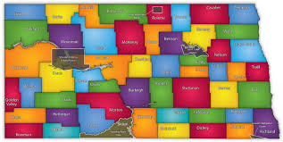 South Dakota County Map Services In Your Area Nd Kids