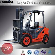 lg30dt manual forklift manual pallet stacker with solid tyre 3