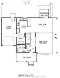 carrolton 1623 3 bedrooms and 2 baths the house designers