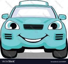 cartoon car car wash royalty free vector image vectorstock