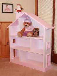Toddler Bookshelf 15 Diy Dollhouse Bookcase Plans Guide Patterns