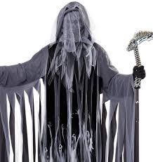 Grim Reaper Costume Angel Of Death Costume Soul Taker Grim Reaper Halloween Costume