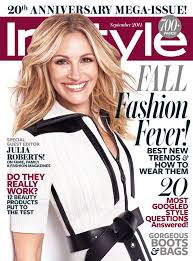 covers the september issue of in style oh no