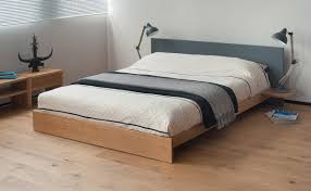 Low Bed Frames Uk Koo Is A Stunning Modern Low Wooden Bed The Solid Wood Bed Frame