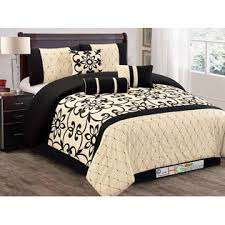 Off White Duvet Cover King Hg Station 11 Pc Posh Sunflower Floral Scroll Quilted Trellis