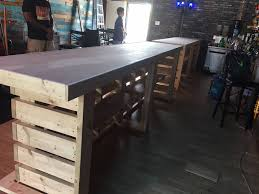 Reception Desks Nz by The Whoadie Pallet Style Rustic Dry Bar Reception Desk Or Sales