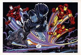 improving iron man u0027s ultimate