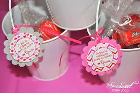 Valentine S Day Birthday Decor by Valentine Birthday Favor Tags Valentine U0027s Day Birthday Party