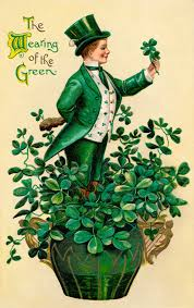 myths and legends about st patrick u0027s day