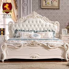 style bed 1518m double bed french bedroom furniture high box special