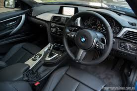 bmw 125i interior 2016 bmw 320i m sport review performancedrive