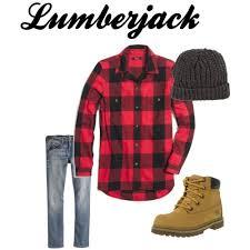 lumberjack costume easy last minute costume ideas