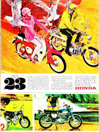 road test u0027s quarterly honda sport cycle introducing the 1968