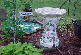 10 simple diy flower pot bird bath ideas garden lovers club