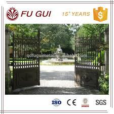 china wrought iron gates yz china cast iron fence fence