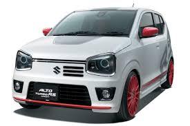 suzuki pickup for sale exploring the upcoming suzuki alto turbo rs concept
