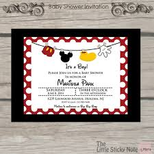 mickey mouse baby shower invitations mickey mouse baby shower invitations mickey mouse baby shower